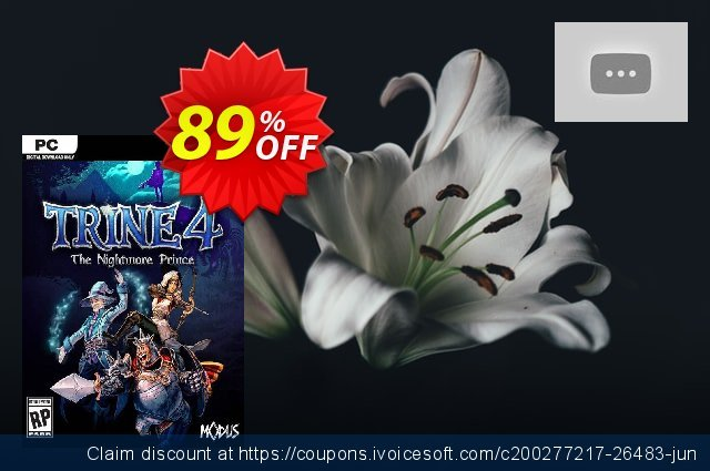 Trine 4: The Nightmare Prince PC discount 61% OFF, 2021 New Year's Day offering sales