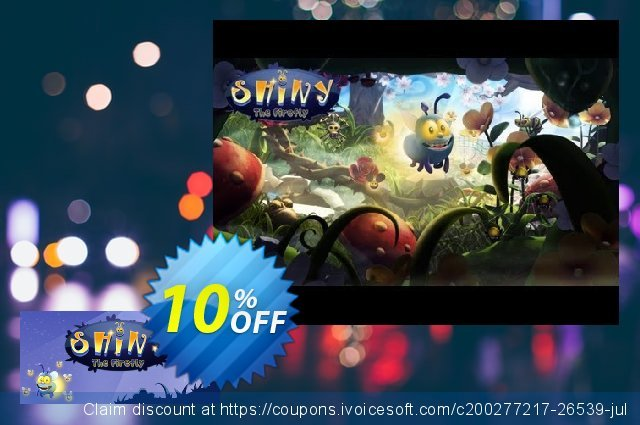 Shiny The Firefly PC discount 10% OFF, 2021 New Year's Day offering discount