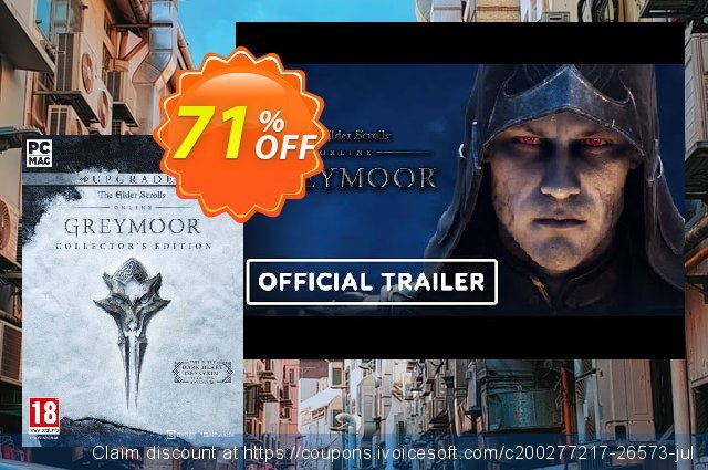 The Elder Scrolls Online - Greymoor Digital Collector's Edition Upgrade PC 대단하다  프로모션  스크린 샷