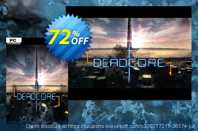 DeadCore PC discount 81% OFF, 2021 New Year's Day deals