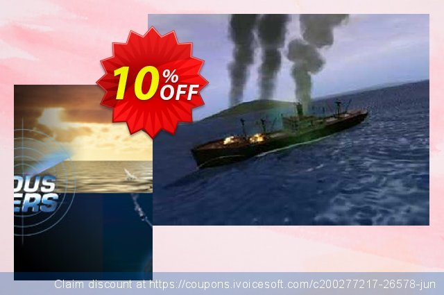 Dangerous Waters PC discount 10% OFF, 2021 New Year's Weekend offering sales
