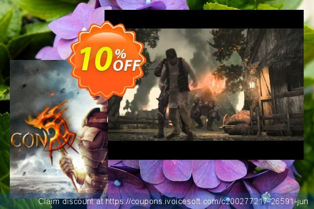 Demonicon PC discount 10% OFF, 2021 Happy New Year promotions