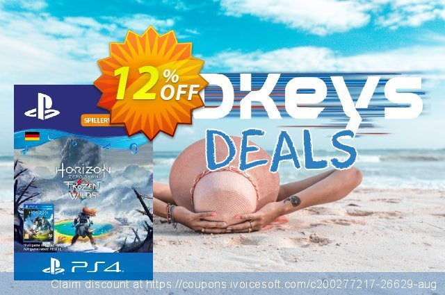 Horizon Zero Dawn Frozen Wild PS4 (Germany) discount 13% OFF, 2020 College Student deals offering deals