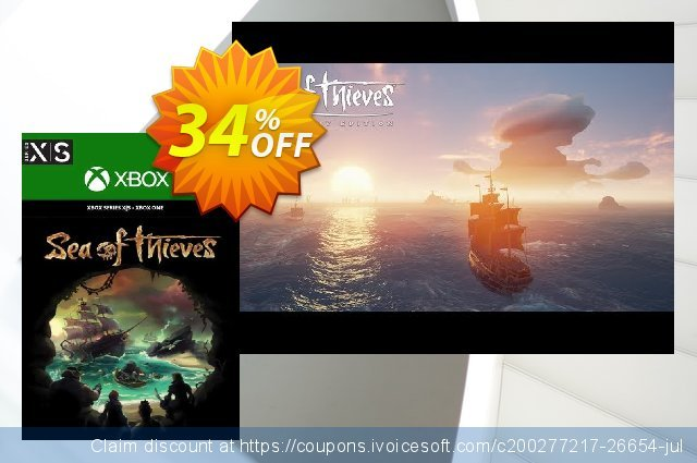 Sea of Thieves Anniversary Edition Xbox One / PC (US) 驚きの連続 増進 スクリーンショット