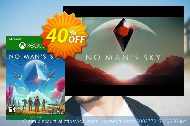 No Man's Sky Xbox One (US) discount 40% OFF, 2021 Spring promo sales