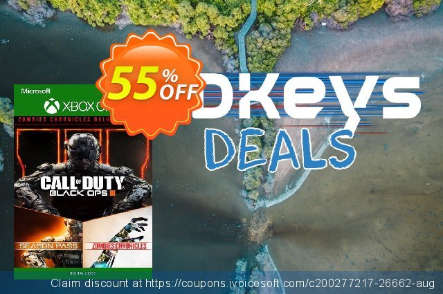 Call of Duty: Black Ops III - Zombies Deluxe Xbox One (UK)  특별한   프로모션  스크린 샷