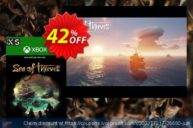 Sea of Thieves: Anniversary Edition Xbox One / PC (UK) discount 60% OFF, 2020 Back to School shopping deals