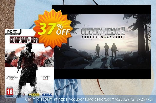 Company of Heroes 2 (PC) discount 49% OFF, 2021 Mother's Day offer. Company of Heroes 2 (PC) Deal