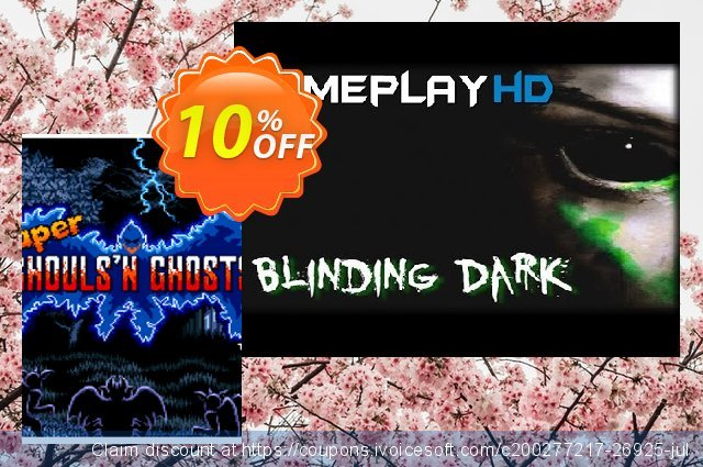 Super Ghouls´n Ghost 3DS - Game Code (ENG)  훌륭하   세일  스크린 샷