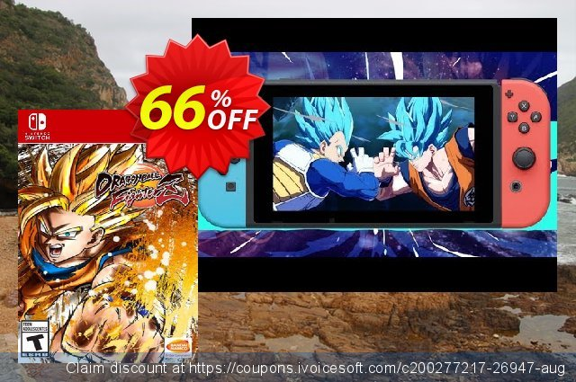 Dragon Ball FighterZ Switch (EU) discount 46% OFF, 2020 Xmas Day offering sales