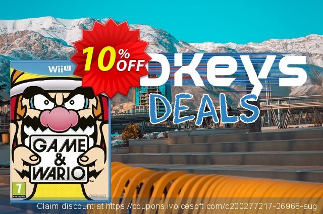 Game and Wario Nintendo Wii U - Game Code discount 10% OFF, 2020 New Year's eve promo sales