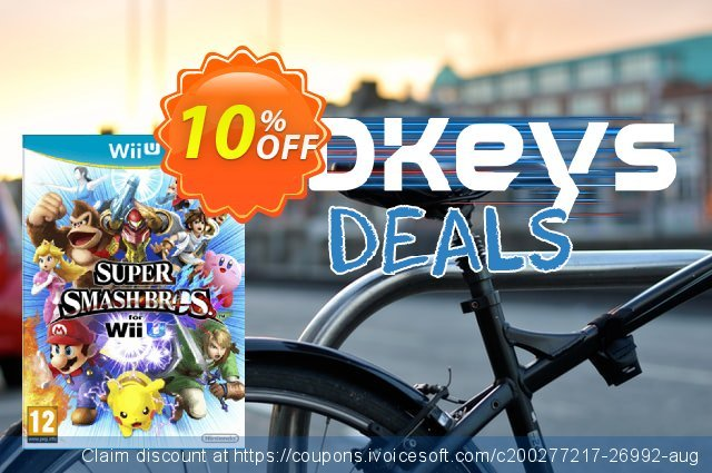 Super Smash Bros Wii U - Game Code discount 10% OFF, 2020 Thanksgiving offering sales