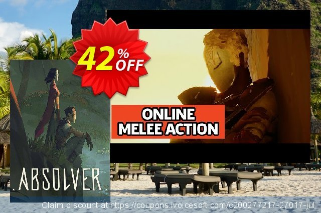 Absolver PC discount 10% OFF, 2020 New Year's Day promotions