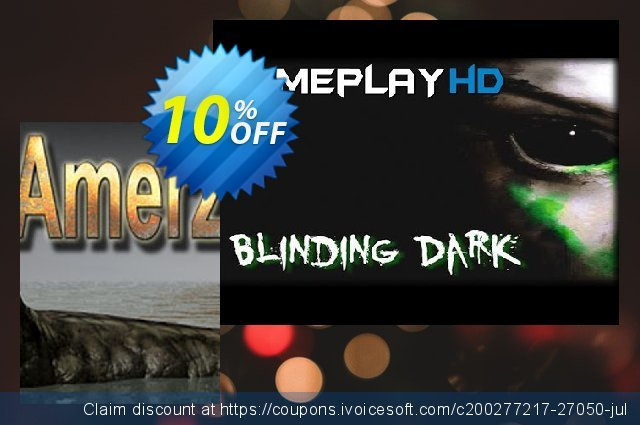 Amerzone The Explorer's Legacy PC discount 10% OFF, 2020 Halloween offering sales