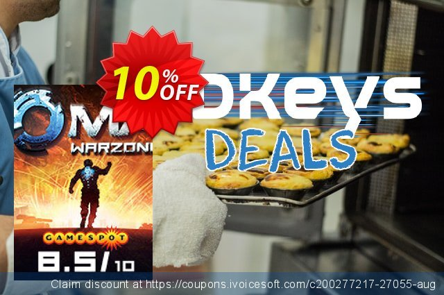 Anomaly Warzone Earth PC discount 10% OFF, 2020 Back to School promo offering sales