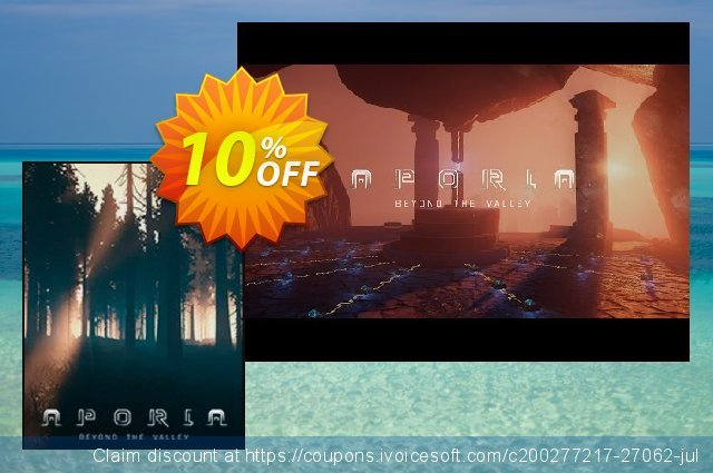 Aporia: Beyond The Valley PC discount 10% OFF, 2020 Thanksgiving Day offering sales