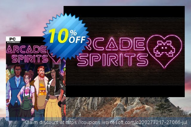 Arcade Spirits PC discount 10% OFF, 2020 Black Friday offering sales