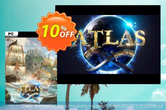 Atlas PC discount 10% OFF, 2020 Thanksgiving Day offering discount