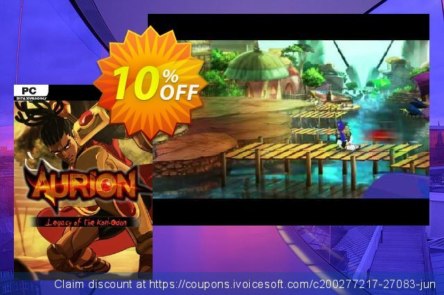 Aurion Legacy of the KoriOdan PC discount 10% OFF, 2021 Spring offering sales