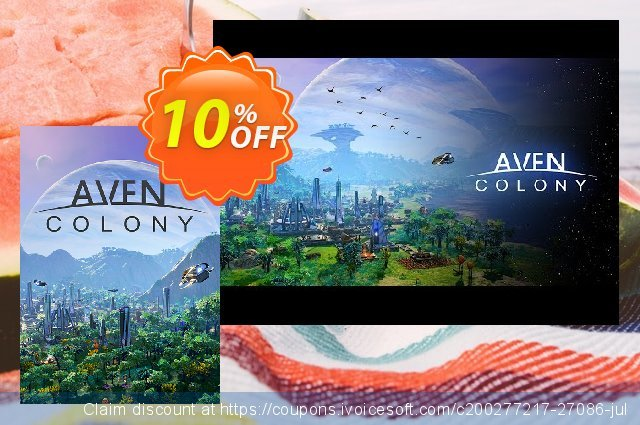 Aven Colony PC discount 10% OFF, 2020 Thanksgiving Day offering sales