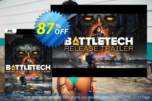Battletech Mercenary Collection PC discount 76% OFF, 2020 Black Friday discount