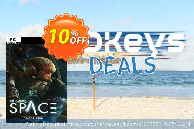 Beyond Space Remastered Edition PC discount 10% OFF, 2020 Black Friday offering sales