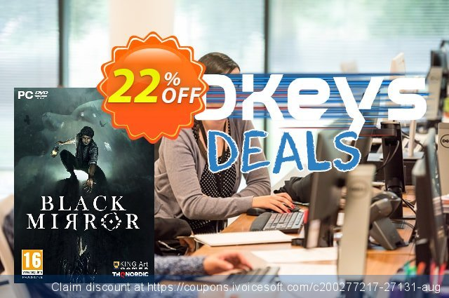 Black Mirror PC discount 72% OFF, 2020 Thanksgiving Day discounts