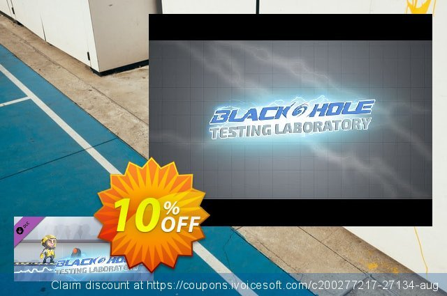 BLACKHOLE Testing Laboratory PC discount 10% OFF, 2020 Thanksgiving Day deals