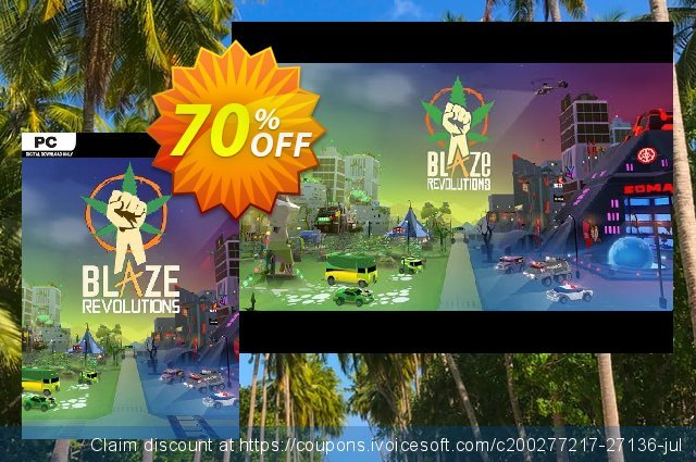 Blaze Revolutions PC discount 40% OFF, 2020 Thanksgiving discount