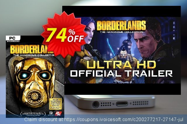 Borderlands: The Handsome Collection PC (WW)  굉장한   촉진  스크린 샷