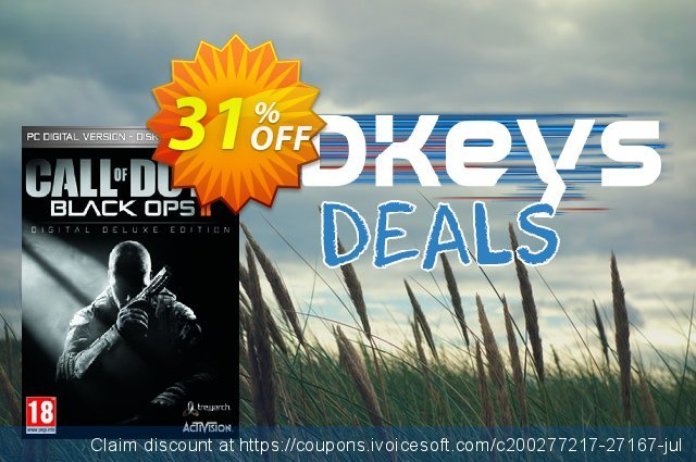 Call of Duty (COD) Black Ops II 2 Digital Deluxe Edition PC discount 67% OFF, 2021 Spring offering sales