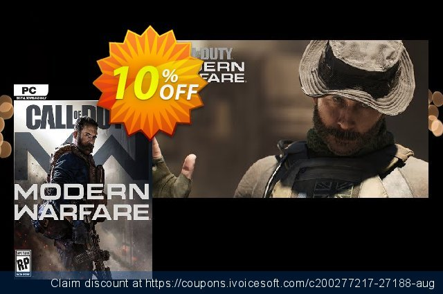 Call of Duty: Modern Warfare PC (EU) 独占 扣头 软件截图