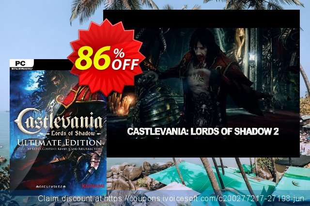 Castlevania Lords of Shadow Ultimate Edition PC  서늘해요   세일  스크린 샷