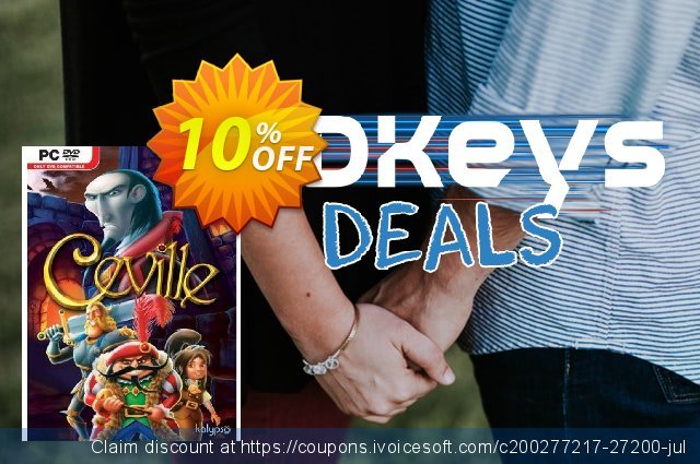 Ceville (PC) discount 10% OFF, 2020 Halloween offering sales