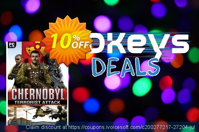 Chernobyl Terrorist Attack (PC) discount 10% OFF, 2021 New Year's Day offering discount