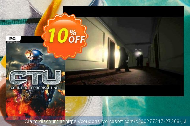 CTU Counter Terrorism Unit PC discount 10% OFF, 2020 Christmas & New Year discount