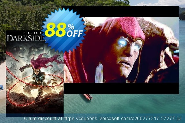Darksiders III 3 Deluxe Edition PC discount 69% OFF, 2020 Thanksgiving offering sales