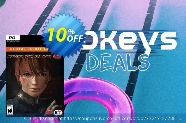 Dead or Alive 6 Deluxe Edition PC  특별한   촉진  스크린 샷