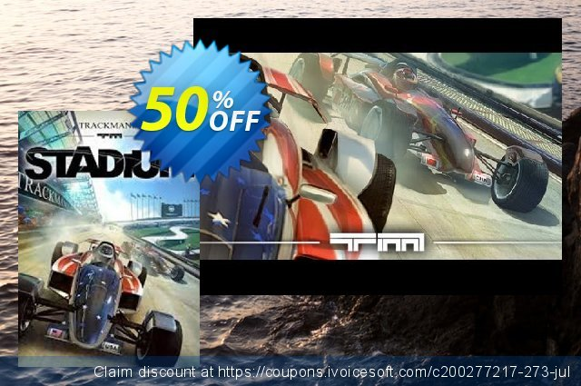 TrackMania² Stadium PC  경이로운   프로모션  스크린 샷