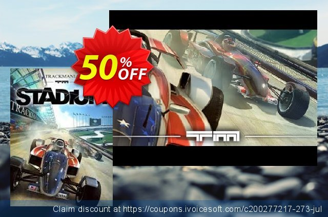 TrackMania² Stadium PC discount 49% OFF, 2021 Mother's Day promo. TrackMania² Stadium PC Deal