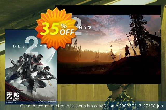 Destiny 2 PC (APAC) discount 35% OFF, 2020 Thanksgiving Day offering discount