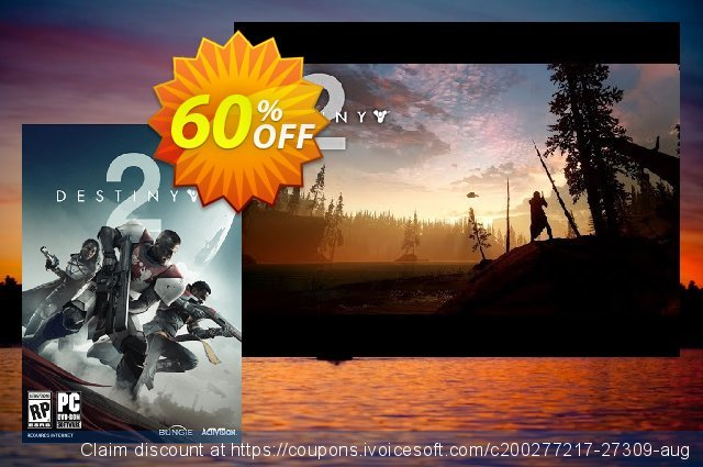 Destiny 2 PC (MEA) discount 60% OFF, 2020 Black Friday offering sales