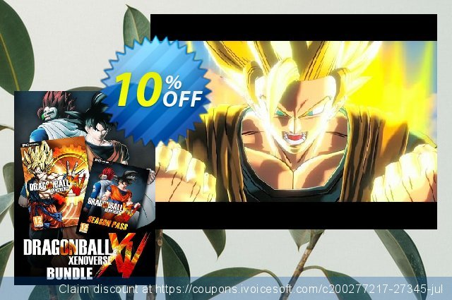Dragonball Xenoverse Bundle Edition 惊人的 折扣 软件截图