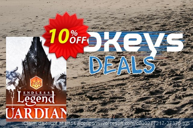 Endless Legend Guardians PC discount 10% OFF, 2020 Black Friday offering sales