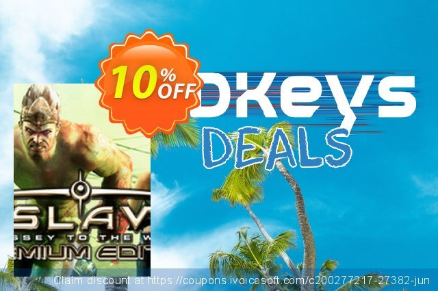ENSLAVED Odyssey to the West Premium Edition PC  놀라운   프로모션  스크린 샷