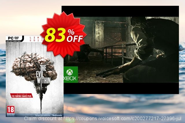 The Evil Within Limited Edition PC discount 84% OFF, 2020 Black Friday offering sales