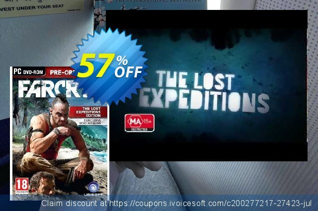 Far Cry 3 - The Lost Expeditions Edition (PC)  경이로운   제공  스크린 샷