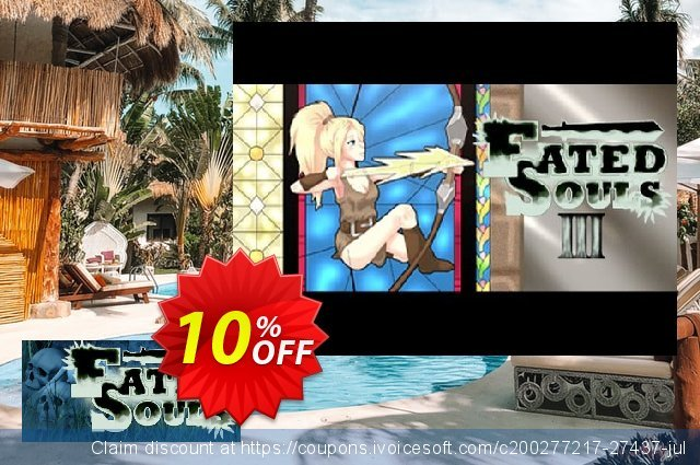 Fated Souls PC discount 10% OFF, 2020 Back to School offer discounts