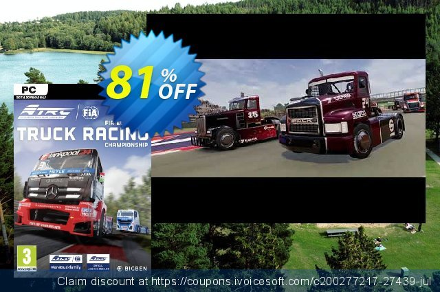 FIA European Truck Racing Championship PC discount 46% OFF, 2020 Thanksgiving offer
