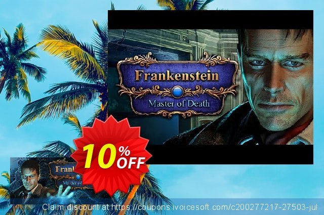 Frankenstein Master of Death PC  신기한   매상  스크린 샷